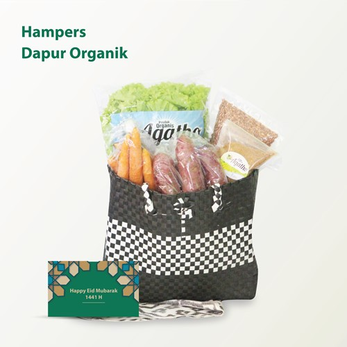 HAMPERS DAPUR ORGANIK